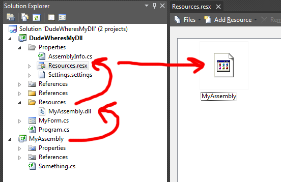 lpcxpresso how to add aa file to project